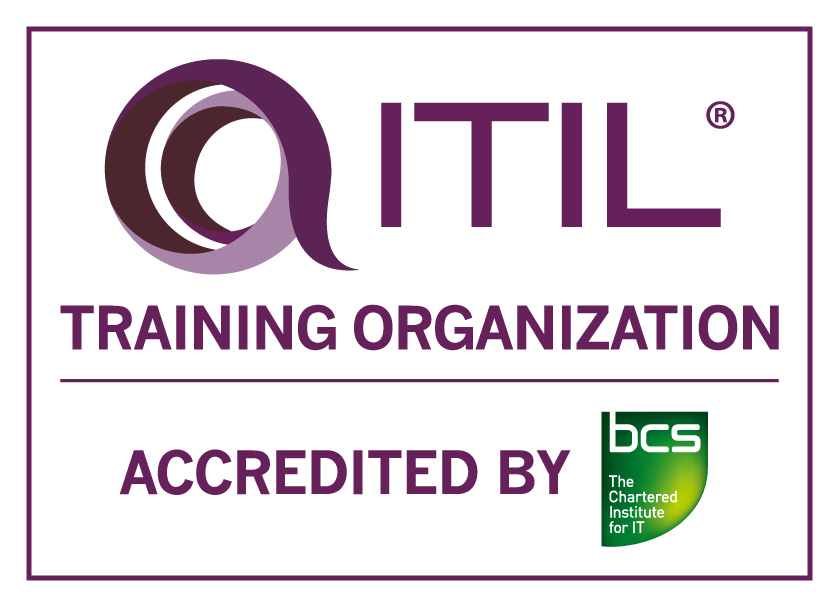 Accredited ITIL training supplier